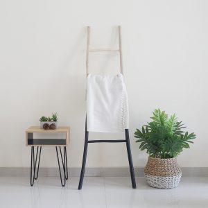 Tangga Lipat Towel Rack