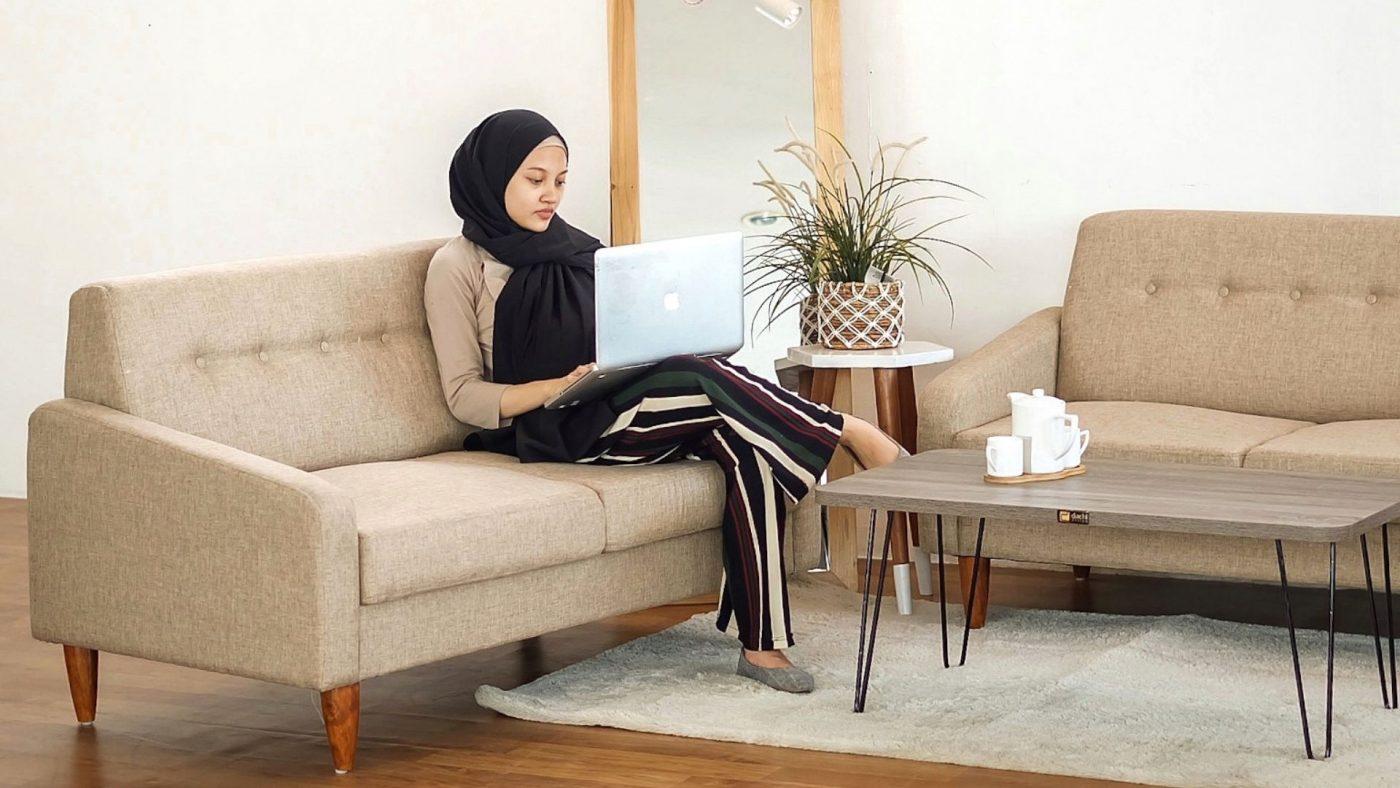 Sofa Premium Suede