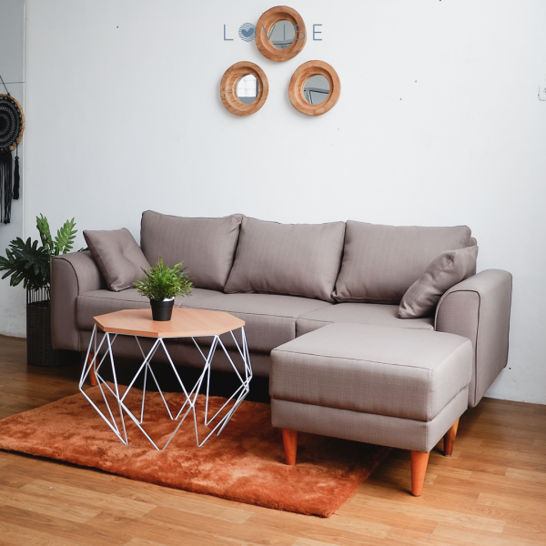 Sofa Sudut Helena Prime